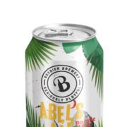 Bax bier Groningen Abel's Ale