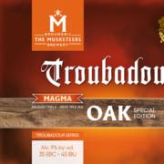 Troubadour Magma oak Aged
