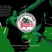 Jopen Meesterstuk 2019 Doppelsticke