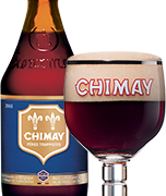 Chimay Blauw trappistenbier