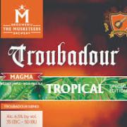 bier troubadour tropical