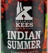 Kees Indian Summer doppelbock barrel aged