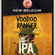 New Belgium IPA Voodoo Ranger bier